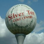 Silver Tee Sign