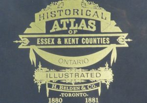 Historical Atlas of Essex and Kent Counties