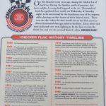 Checker Flag Storyboard - Timeline