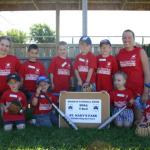 St. Mary's Youth team
