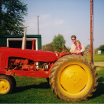 St. Mary's Park Tractor